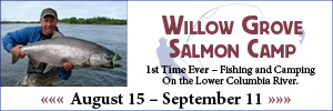 Willow Grove Salmon Camp